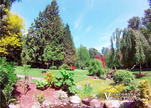 Surrey's Bear Creek Park