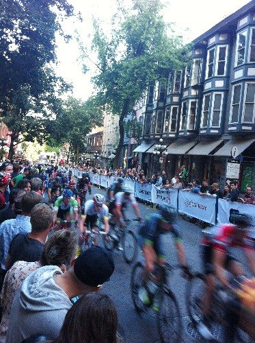 Gas Town Grand Prix in Vancouver