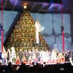 Singing Christmas Tree Finale