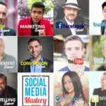 Social Media Mastery Collage