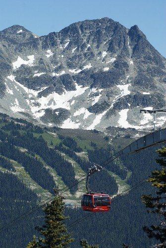 The Peak at Whistler