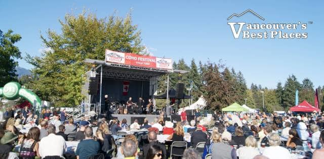 Coho Festival Main Stage