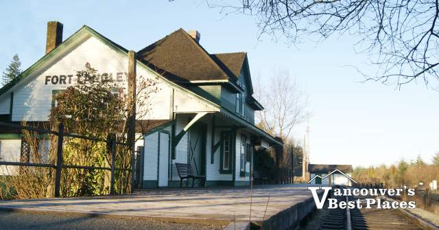 Fort Langley Train Station