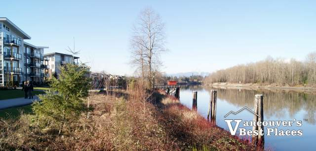 Fort to Fort Trail in Fort Langley