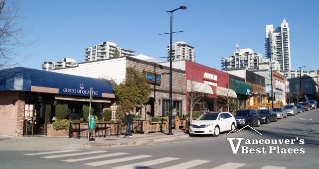 Lower Lonsdale Restaurants