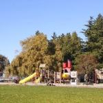 Playground at Second Beach