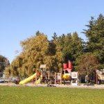 Playground at Second Beach