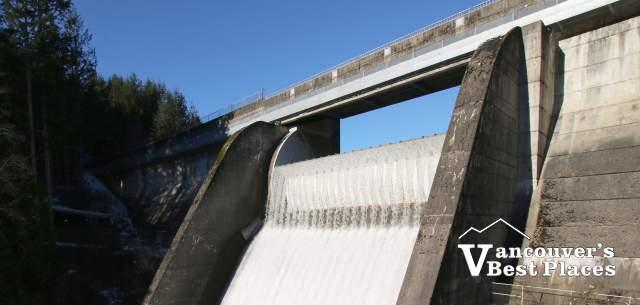 Cleveland Dam Falls