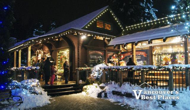 Top things to do at Christmas | Vancouver's Best Places
