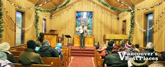Christmas Music at Burnaby Village Church