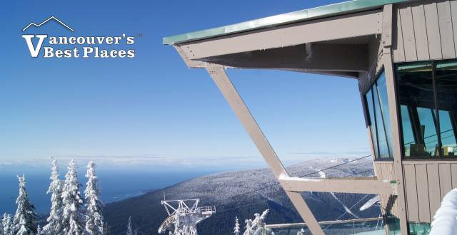 Observatory Restaurant at Grouse Mountain