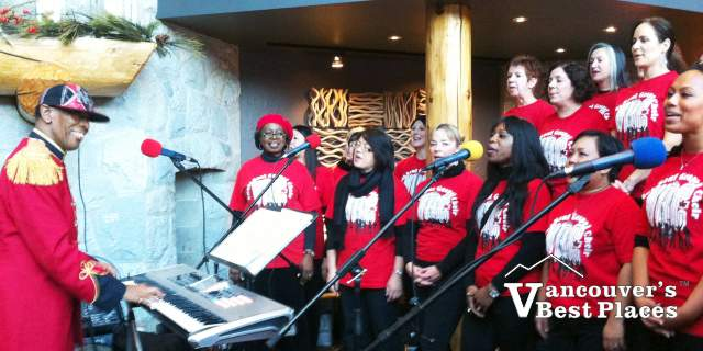 VOC Gospel Choir