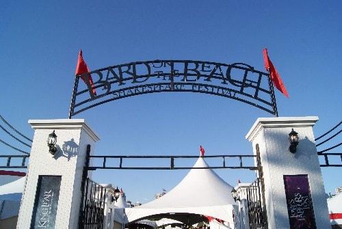 Bard on the Beach banner