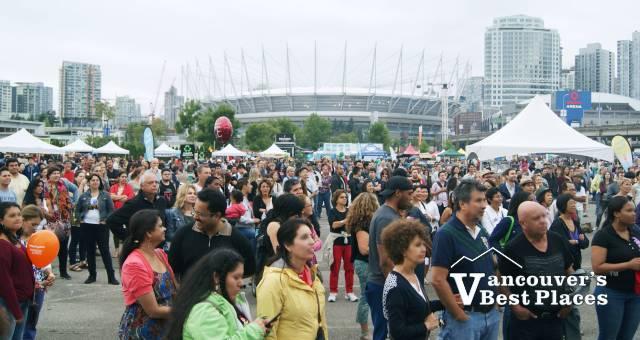 Carnaval del Sol Crowds