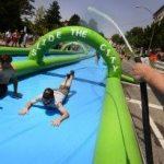 Slide the City Water Slide