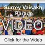 Surrey Vaisakhi Parade Video