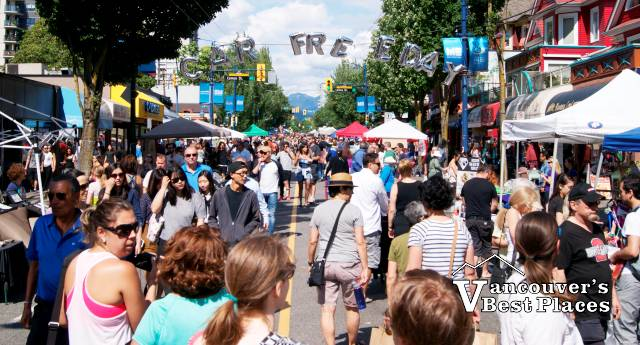 West End Car Free Day