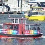 Aquabus and False Creek Ferry