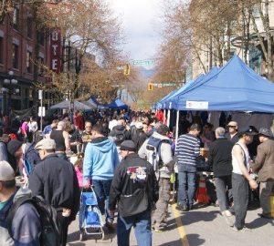 DTES Sunday Street Market