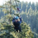 Grouse Ziplining