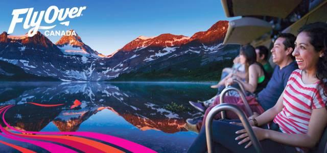 FlyOver Canada Ride