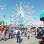 Cloverdale Rodeo Midway