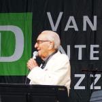 Dal Richards at TD Jazz Festival