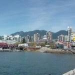 Lower Lonsdale from the Pier