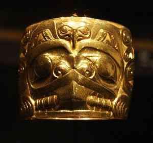 Bill Reid Gold Jewellery