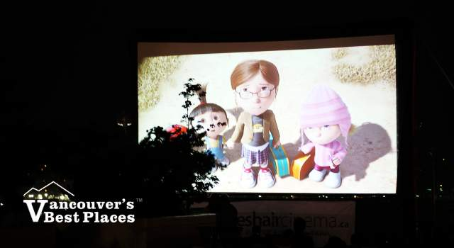 Despicable Me at Outdoor Cinema