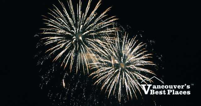 English Bay Fireworks
