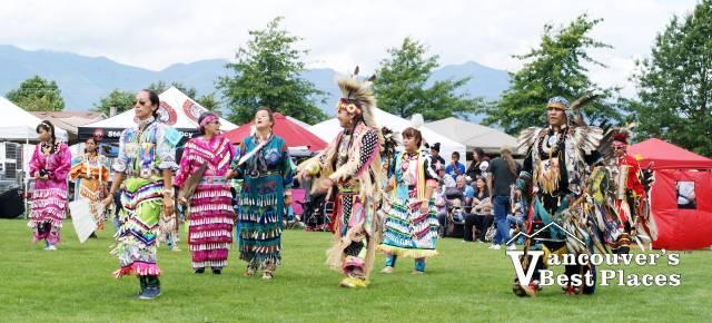 Powwow Opening Ceremony