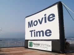 Movie Time Screen