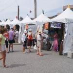 Artists Stalls at West Vancouver Festival