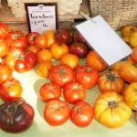 Farmers Market Tomatoes
