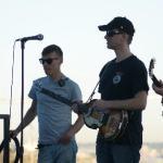 Musicians at Harmony Arts Festival