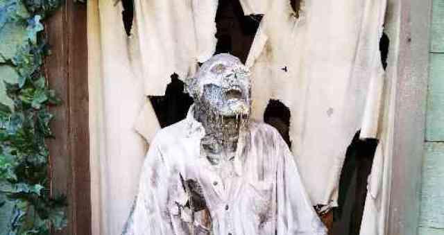 PNE Haunted House Monster