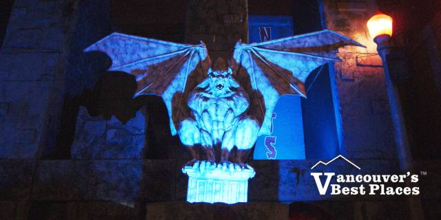 PNE Fright Nights Gargoyle