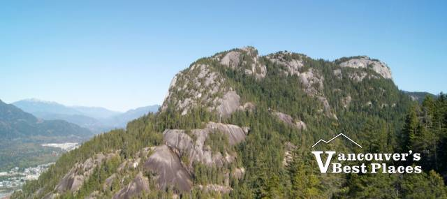 Stawamus Chief from Sea to Sky Gondola