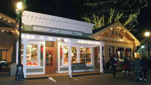 Burnaby Village Christmas 2017 Vancouver 39 S Best Places
