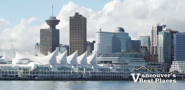 Canada Place at Vancouver Waterfront