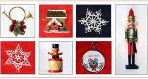 Christmas Craft Fairs Collage