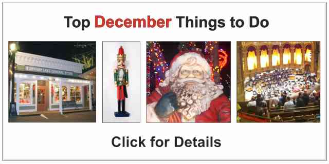 Top December Things to Do