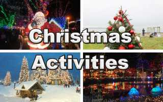 Christmas Eve Activities.Best Christmas Activities In Vancouver Vancouver S Best Places