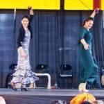Cuadro Flamenco Dancers at Winterruption Festival
