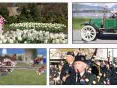 March Festivals and Major Events Collage