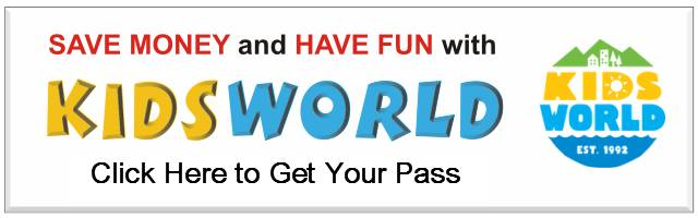 Kids World Banner