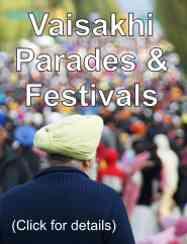 Vaisakhi Parades and Festivals