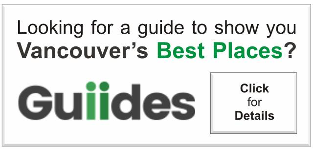 Guides to Vancouver's Best Places