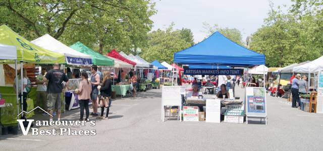 Burnaby Farmers Market